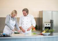 Buchinger Wilhelmi, Fasten, Heilfasten, Fasting, Health, Integrative Medicine, Cooking Class, Cooking, Vegetables, Kitchen, Kochen, Küche