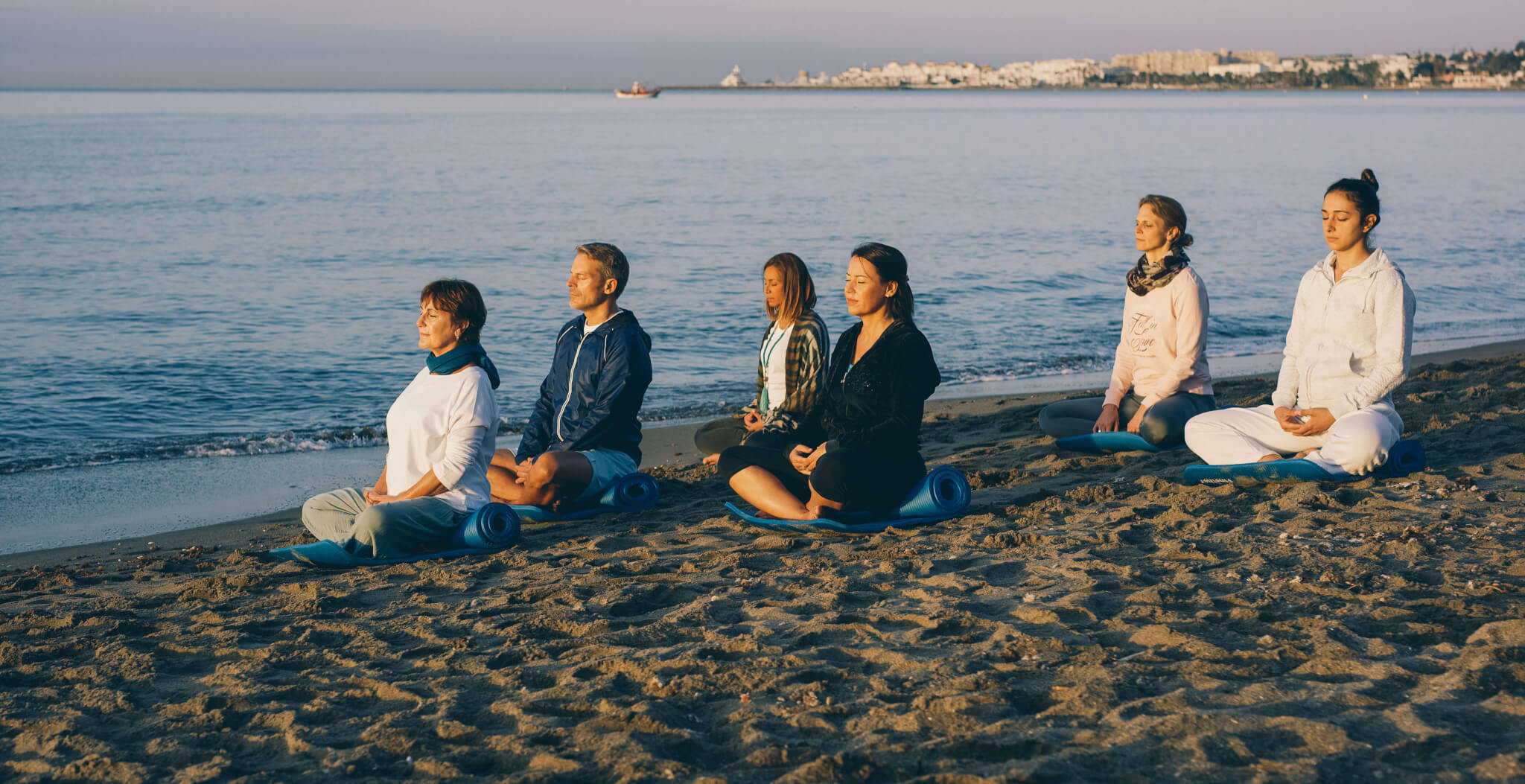 Buchinger Wilhelmi, Fasten, Heilfasten, Fasting, Health, Integrative Medicine, Marbella, Andalusia, Beach, Strand, Meditation, Morning Meditation, Morgensmeditation,