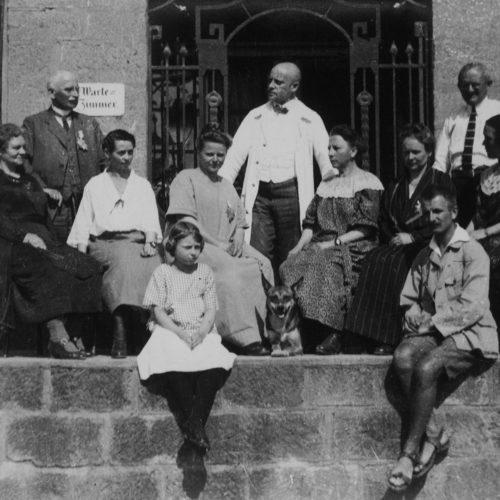 Buchinger Wilhelmi, Fasten, Heilfasten, Fasting, Health, Integrative Medicine, Dr. Otto Buchinger, Familie, Family, History, Geschichte,