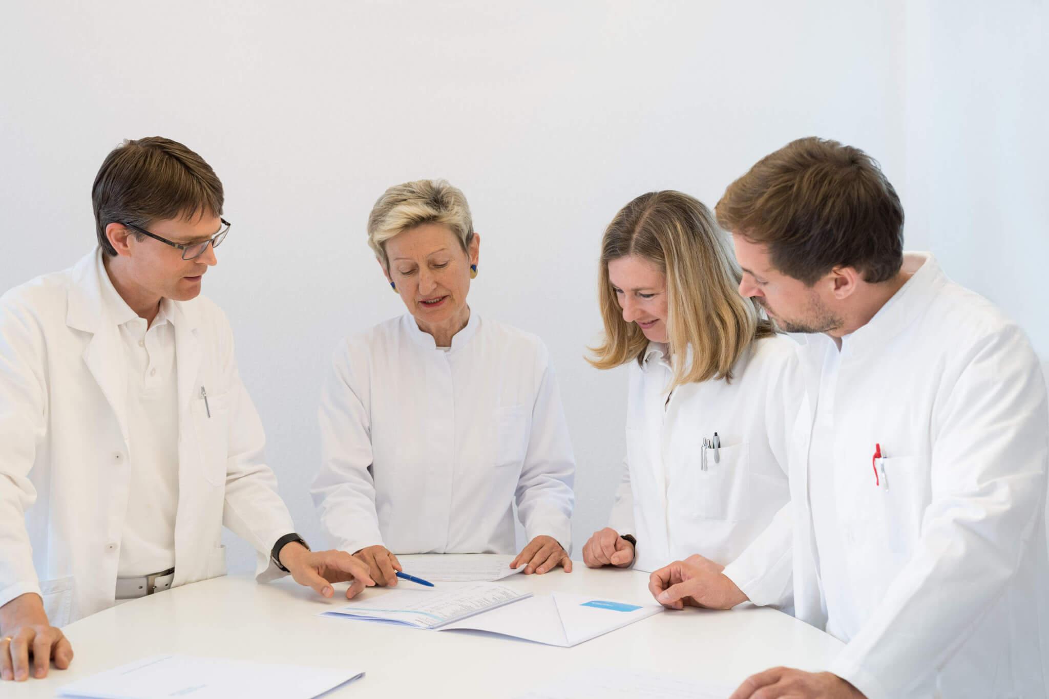 Buchinger Wilhelmi, Fasten, Heilfasten, Fasting, Health, Integrative Medicine, Ärzte, Doctors, Meeting, Besprechung,