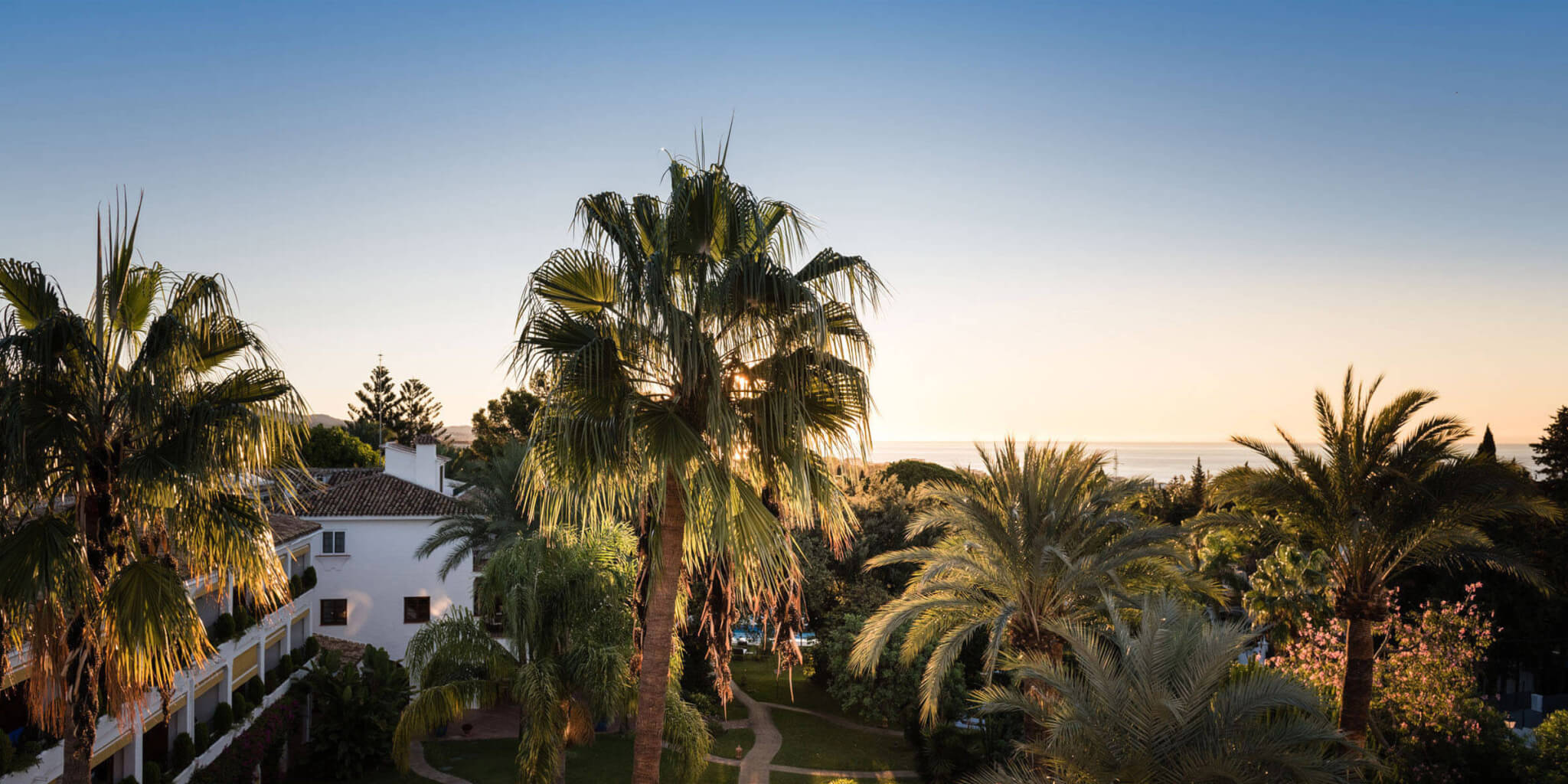 Buchinger Wilhelmi, Fasten, Heilfasten, Fasting, Health, Integrative Medicine, Marbella, View, Palms, Site