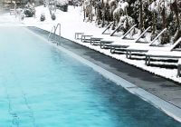 Buchinger Wilhelmi, Fasten, Heilfasten, Fasting, Health, Integrative Medicine, Pool, Heated, Winter, Snow, Schnee