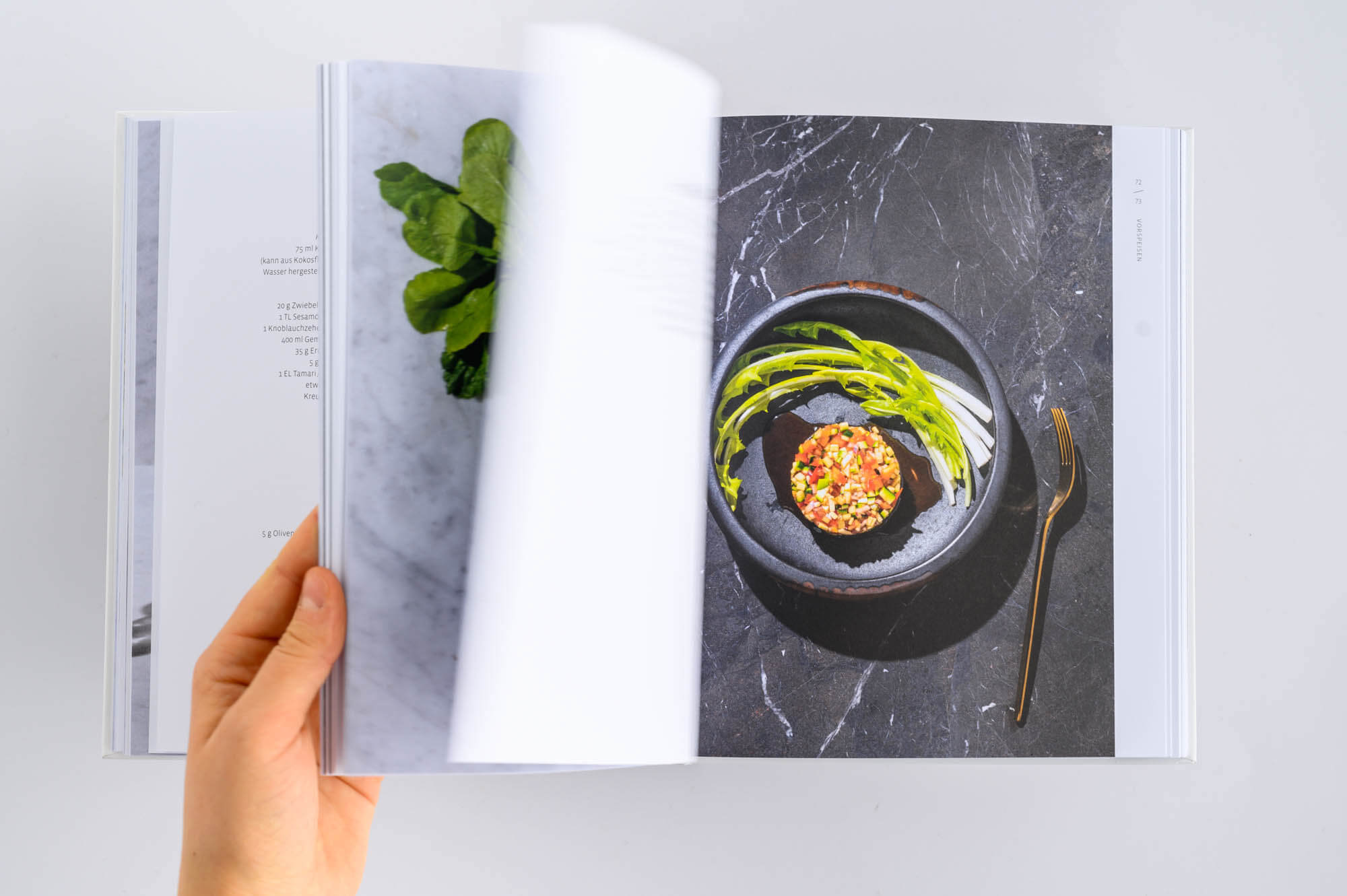 Cooking healthy food at home with the Buchinger Wilhelmi cookbook