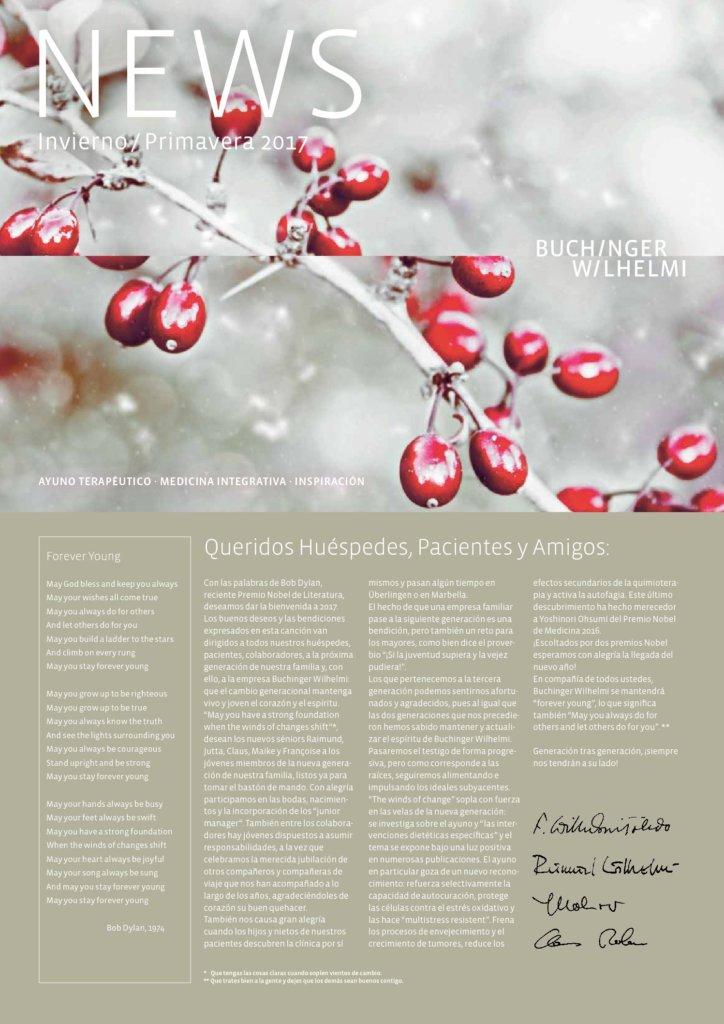 Buchinger Wilhelmi, Fasten, Heilfasten, Fasting, Health, Integrative Medicine, News, Mitteilung