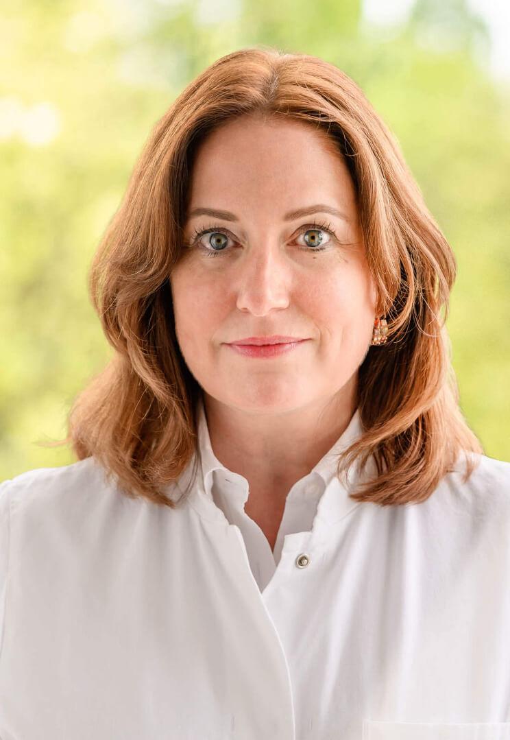 Prof.ª Dra Tania Welzel, Médica Jefe