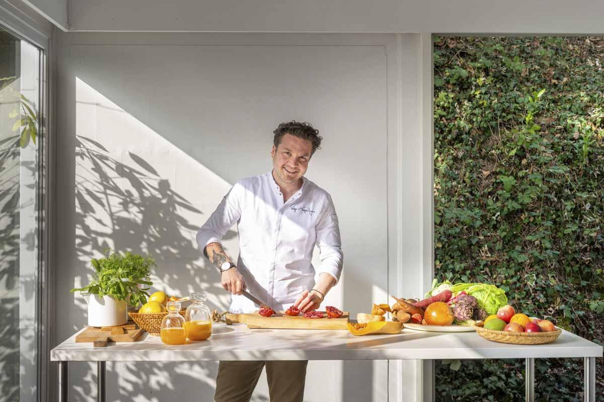 New head chef at Buchinger Wilhelmi on Lake Constance